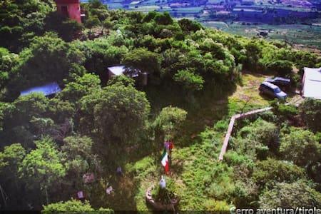 Cerro Aventura, Arandas Jalisco - Arandas - 통나무집