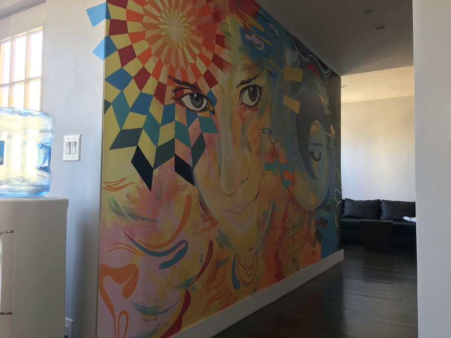 Our Mural!