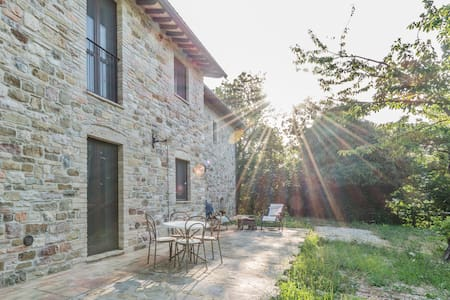 Casa dell'Arco / Anne&Pino Farmhouse