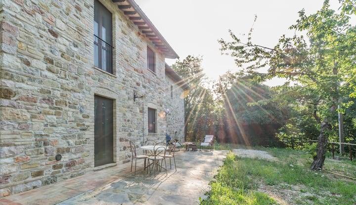 Casa dell'Arco / Anne&Pino Farmhouse