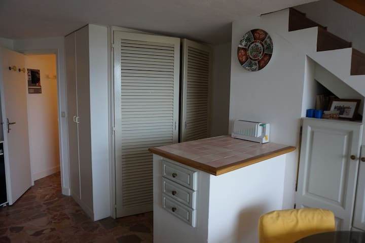A louer Duplex - Res. De Porticcio, Corse - Grosseto-Prugna - Huoneisto