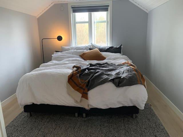 Master bedroom med (Apple)tv