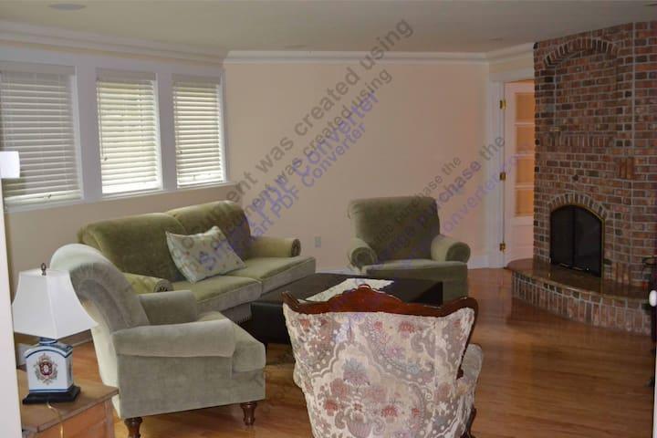 ENSUITE IN BEDFORD CASTLE - Bedford - Apartment