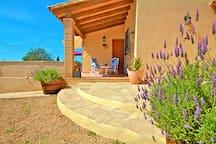 Außen Empfang mit Garten im-web.de/ Mallorcareise SL