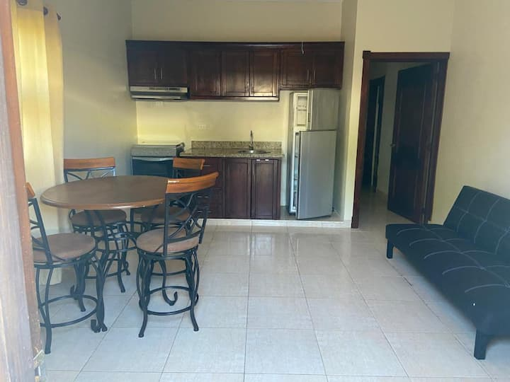 Small 1-BR  apart for a couples,singles travelers
