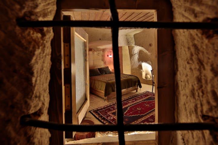 TURKİSH CAVE HOUSE  Standard room 1-2 pax - Ortahisar Belediyesi - Jiné