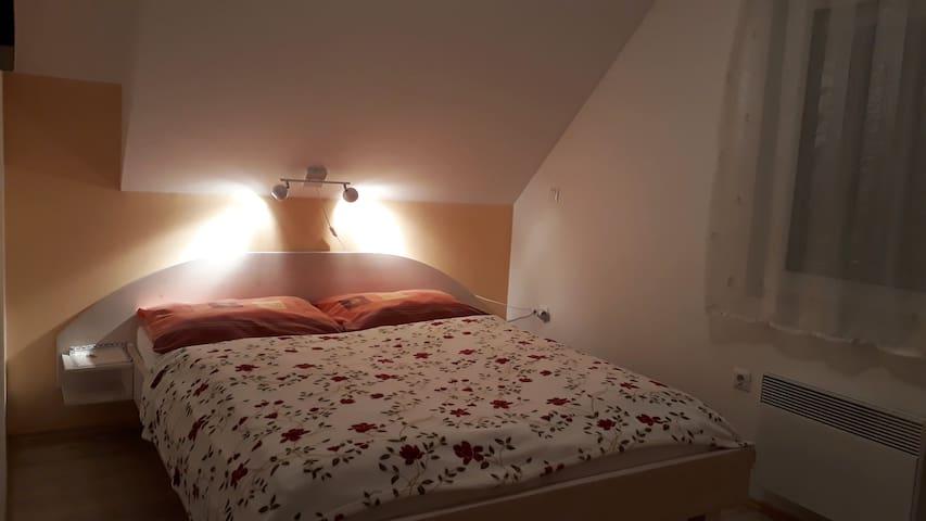 Double room Snowdrop, Bohinj, Stara Fužina