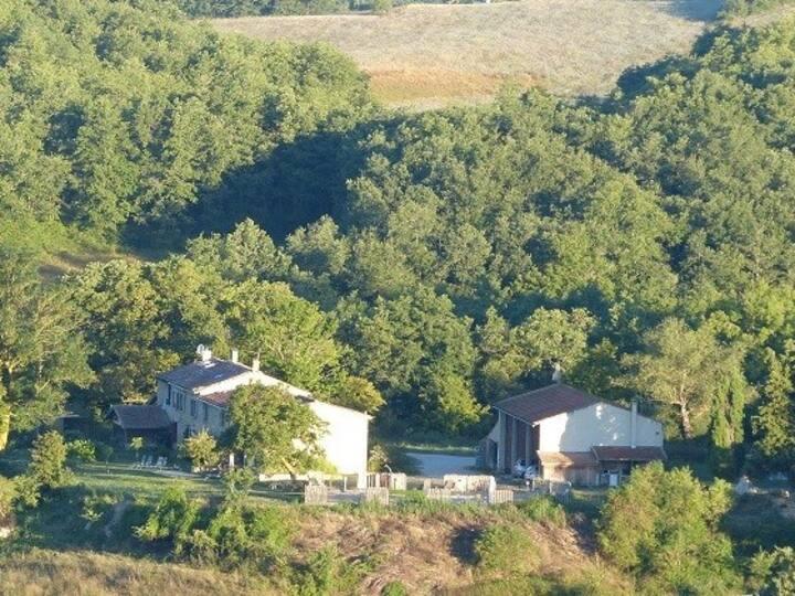 Le Frêne-Double-Confort-Salle d'eau-Vue sur Montagne