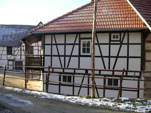 Hofgut Uhenfels, (Bad Urach), Wohnung Schlossblick, 40qm, max. 2 Personen