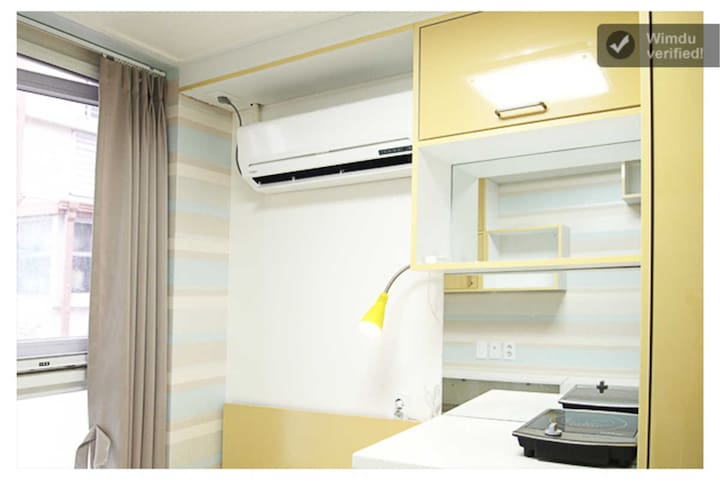 깨끗하고 1룸 - Hadong-gun - Apartment