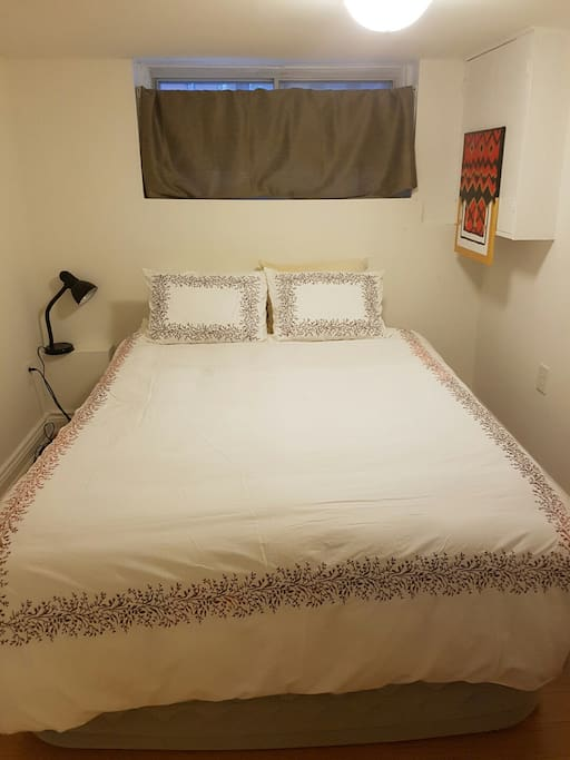 Bedroom, Queen Size Bed