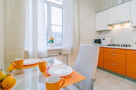 Уютная чистая 2к квартира в центре Пушкинская 3 - Sankt-Peterburg