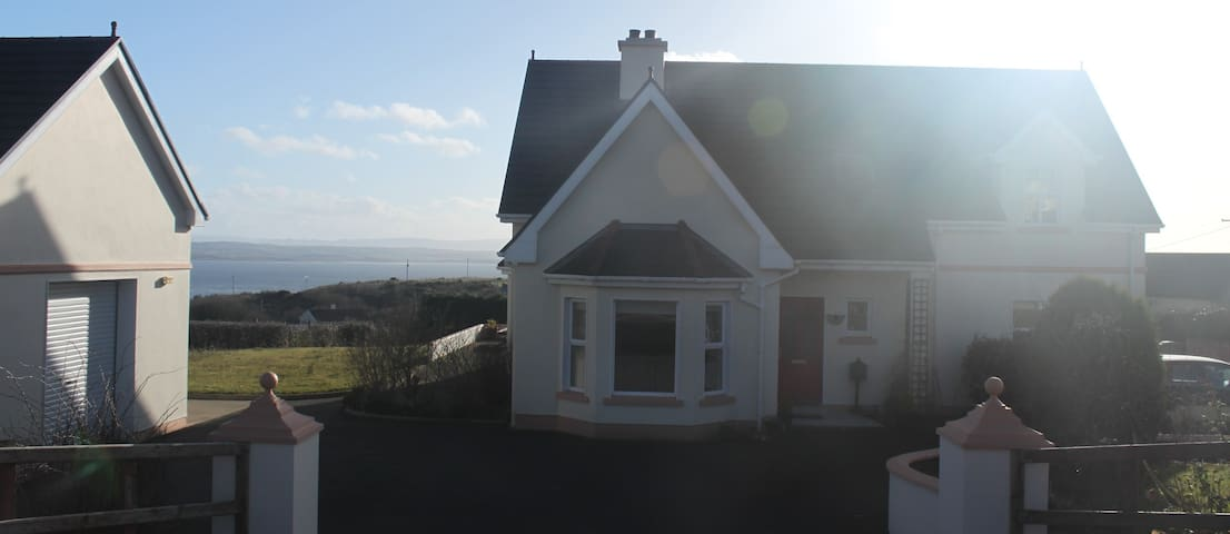 Wild Atlantic Way Mountcharles Co Donegal - Casa