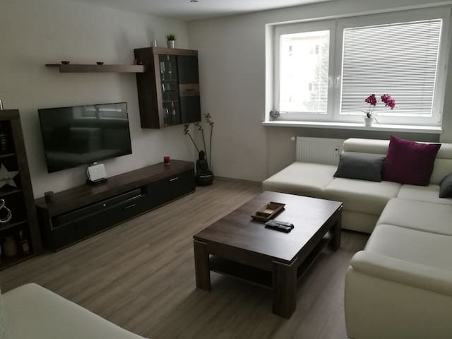 Very nice, comfy apt in great location - Prievidza - Apartment