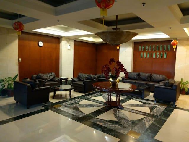 3BR above Ambasador/ITC Kuningan