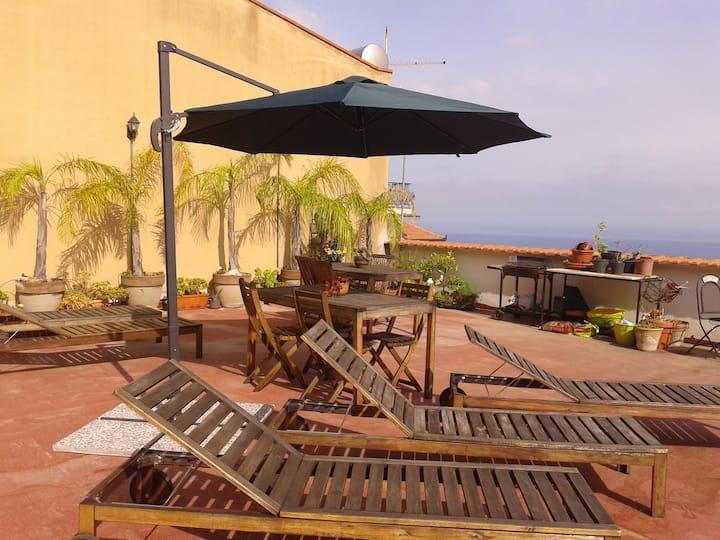 Appartement  à Taormina - Rinaldo