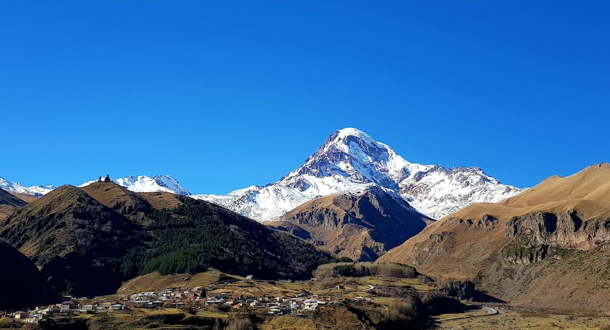 North Kazbegi