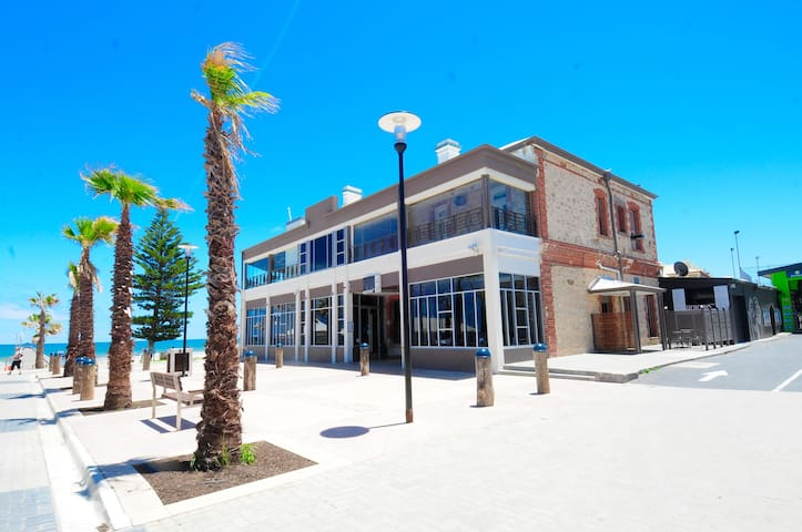Adelaide Henley Beach Apartment - Henley Beach - Flat