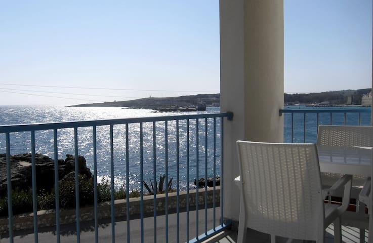 Appartamento in riva al mare - Otranto - Apartment