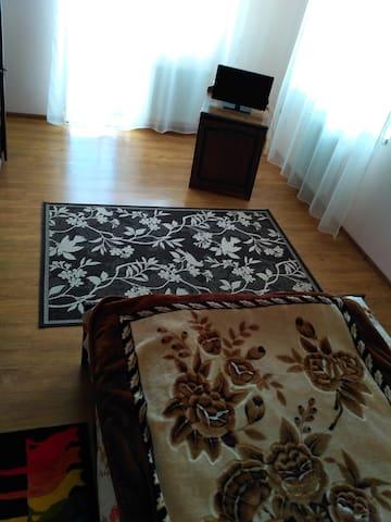 "Apartments ""Domovik"" Beregovskaya,3A\16 - Mukacheve - Appartement"