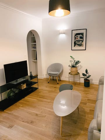 Beautiful apartment perfect for couples