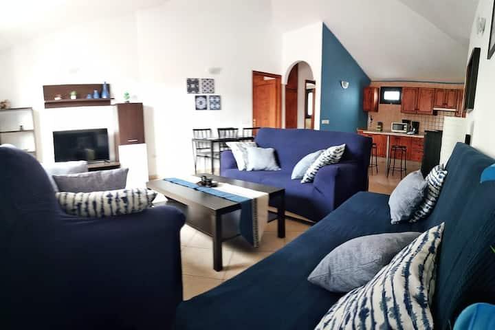 Apartamento amplio en zona tranquila cerca del mar