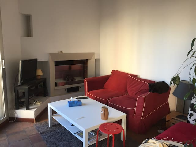 Private room in the heart of Sète - Sète - Bed & Breakfast