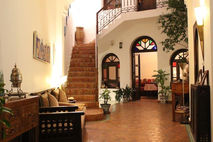 Bedroom Mimosa at Dar Manara