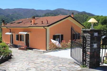 La CoLLina del Moro - Beverino - 一軒家