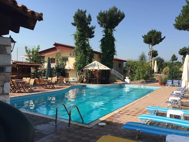 Villa between Kavala & Drama