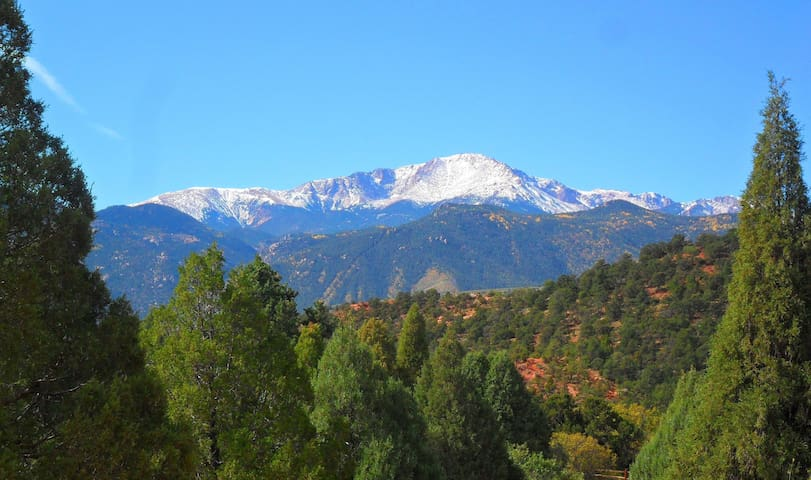 Nice Place on the North Side of the Springs! - Colorado Springs - Apartament