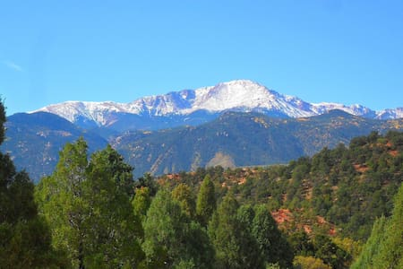 Nice Place on the North Side of the Springs! - Colorado Springs - Apartamento