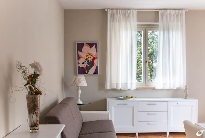 Appartamento a Marina di Pietrasanta.