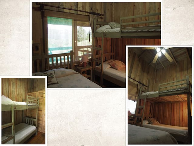 Beautiful room in cabin for nature loving people 4 - Turrialba - Ferienunterkunft