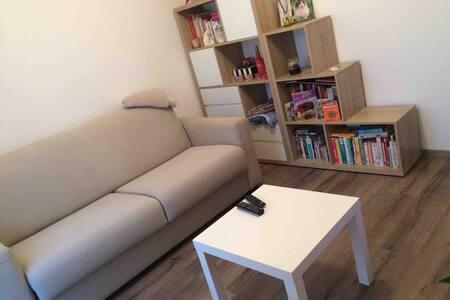 Chambre dans Appart' récent+balcon Petitdej inclus