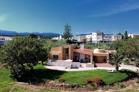"Villa ""Gea"" Maleme - Chania close to the beach"