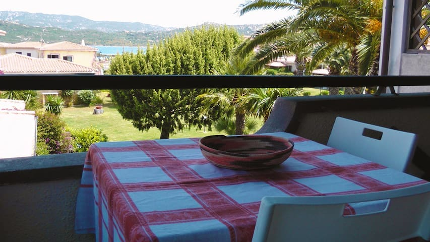 SPLENDIDO APPARTAMENTO VISTA MARE - Arzachena - Apartment
