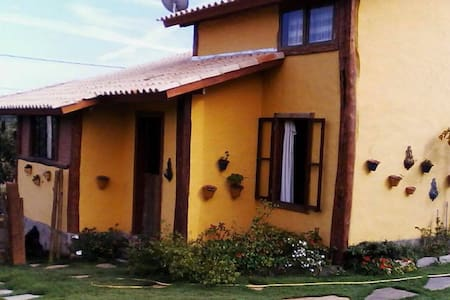 Casa Amarela - Carrancas