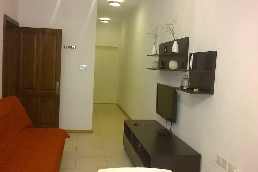 Sitting room / TV area