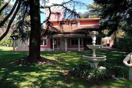 Excelente quinta - Udaondo - House