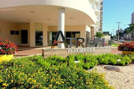 Flat Caldas Novas - Atrium Thermas Residence