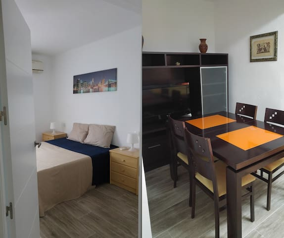 Apart 2 hab - Bien Situado - WiFi - PARKING LIBRE - Кордоба - Квартира