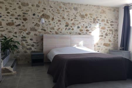 Pied à terre aux Portes de Provence - Lamotte-du-Rhône - 公寓