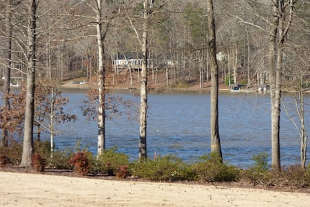 Lake Home available Masters Week - Eatonton