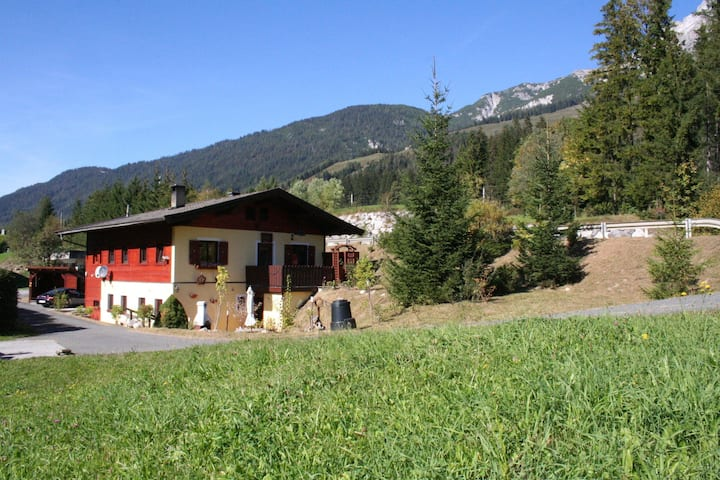 Spacious Holiday Home near Ski Area in Leogang