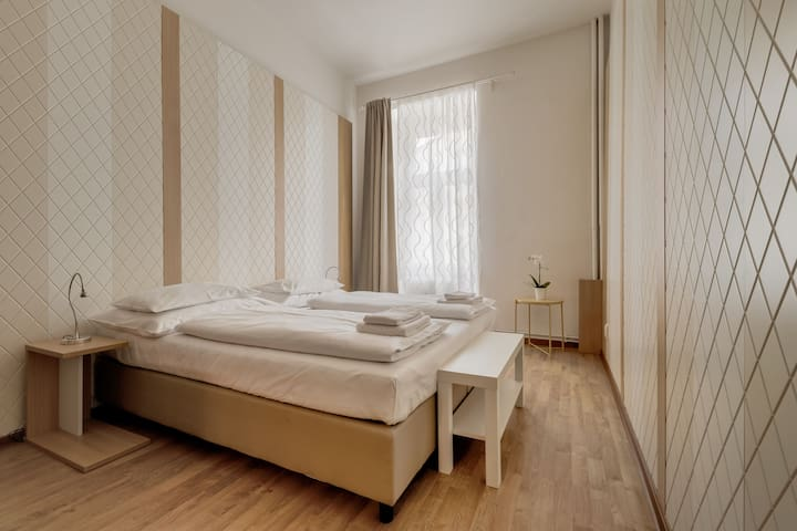 Bright Prague Castle Cozy Apartment for Two