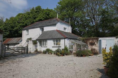 Albion Cottage, Mylor, Cornwall UK - Mylor Bridge - House