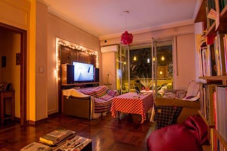 Habitación individual en semi piso céntrico - Mendoza - Apartamento
