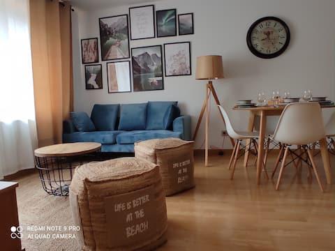 Malpica Nordic Home