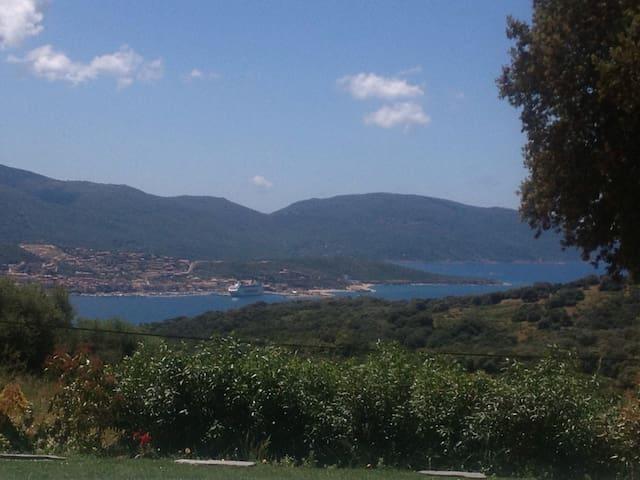 Chalet vue imprenable sur la mer - Olmeto - Casa